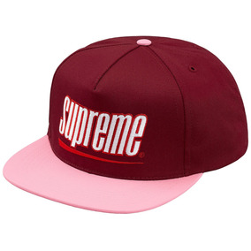 Gorra 5 Panel Supreme - Underline -