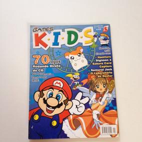 Revista Top Games Kids Akura Card Hamtaro N°02