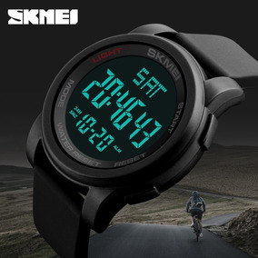 140c4b3987d Militar Relogio - Relógio Casio Masculino Silicone no Mercado Livre ...