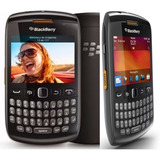 Celular Blackberry 9620 Curve Simples Wifi Lacrado Anatel Fm