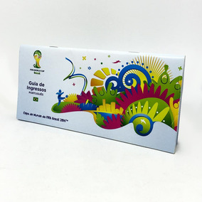 Guia De Ingressos Copa Do Mundo Fifa 2014 Em Português Usado
