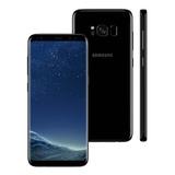 Samsung Galaxy S8 64gb Duos Original Novo De Vitrine G950fd
