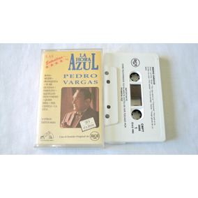 Pedro Vargas 20 Exitos La Hora Azul Cassette 1992 Bertelsman