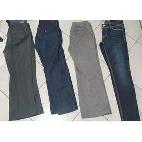 616afaeeb8 L17) Lote Calcas Marca Levis Tommy Polo Gap 9 Pecas+ Brindes