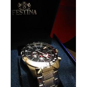 Reloj Festina Chronograph F16488 - Relojes Pulsera en Mercado Libre ... 97017beb59