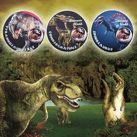 Conjunto Moedas Série Animais Extintos