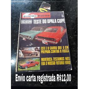 Revista Quatro Rodas Opala Maverick Tl