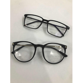 Oculos Acetato.atacado Armacoes - Óculos Preto no Mercado Livre Brasil 23721981a9