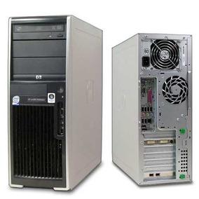 Workstation Hp Xw4600 4gb Hd 250gb Envio Imediato Win 7 Pro