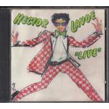 Hector Lavoe. Live. Cd Original Usado M5