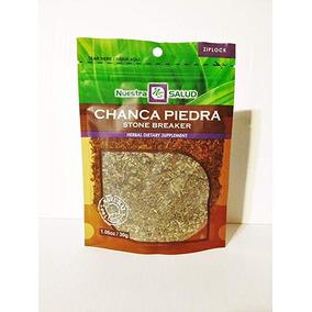 Té De Hierbas Chancapiedra - Triturador De Piedra A Base De