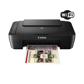 Multifuncional Canon Color Pixma Mg3010 - 1346c005aa ( Pret
