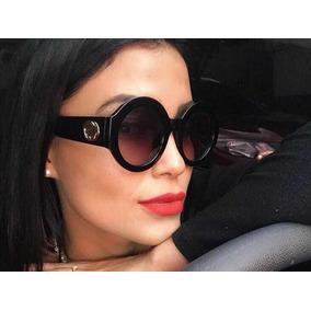 Óculos De Sol Punch Black Tudo Preto Oluxo Metal. São Paulo · Óculos De  Solar Redondo Black Promoçaos Oluxo 7fffabadaf