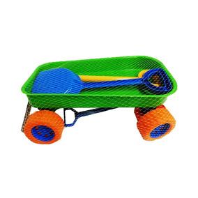 Juguete Niños Carrito De Playa Usual Brinquedos