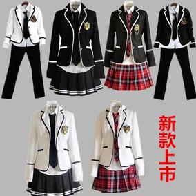 Cosplay Escolar Japones Varios Modelos Masculino E Feminino 65048e3c12c1