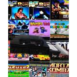 Nintendo Wii Con Muuuchos Juegos S.300