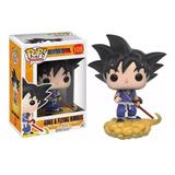 Figura Funko Pop 109 Goku & Flying Nimbus