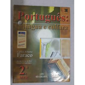 Livro Português 2° Ano Antigo, Edição 1 Ano 2005