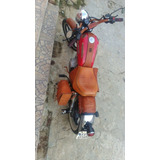 Piscas Metal Moto Bobber, Chopper, Custom, Uni. Shadow Hd...