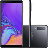 Samsung Galaxy A7 64gb Tela 6 Octacore 2.2ghz Câmera Tripla