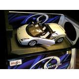 Carro Maisto Lamborghini Gallardo Spyder 1/18
