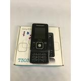 Sony Ericsson T303 - Fm, 1.3 Mp, Desbloqueado - Usado