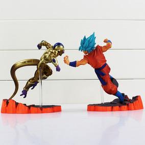 Action Figure Dragon Ball Goku Vs Freezer Original Lacrado!