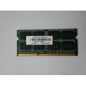 Memoria Para Laptops 4gb Ddr3 Sodimm Marca Pny
