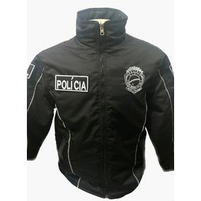 Jaqueta/blusa Tática Polícia Civil - Mato Grosso Do Sul