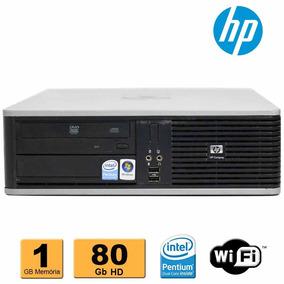 Cpu Hp Compaq Dc5800 Dual Core 1gb Hd80 Leitor