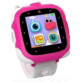 Juliana Smart Watch Reloj Inteligente Con Camara Y Juegos