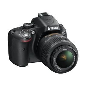 Aproveite - Câmera Nikon 5100 + Lente + Bolsa + Carregador