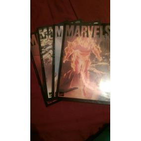 Marvels - Coleção Completa Capa De Acetato