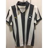 Camisa Retrô Número 7 Botafogo Rj (comemorativa Garrincha) - Camisas ... ca7d2b4653f29