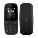 Celular Nokia 105 Dual Chip C/ Rádio Fm - Produto Novo