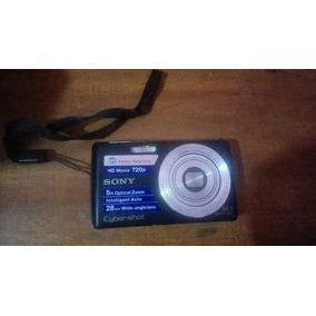Camara Fotográfica Digital Sony Hd Movie 720p