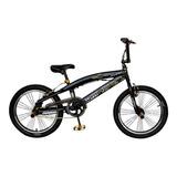 Bicicleta Lahsen Aro 20 X-extreme Negra