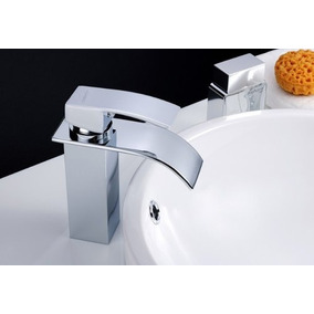 Torneira Banheiro Para Cuba Embutida/esculpida, 100% Metal