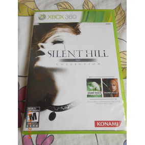 Silent Hill Hd Collection ( Game Original Xbox 360 )
