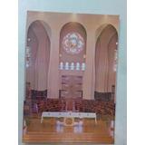 Cartão Postal - Altar Mór Da Catedral De Fortaleza - Ce -
