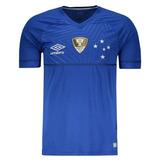 Camisa Cruzeiro Patch Campeao - Camisa Cruzeiro Masculina no Mercado ... d47d6f5d449c4