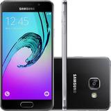 Smartphone Samsung Galaxy A3 16gb Câm 13mp - Preto (vitrine)