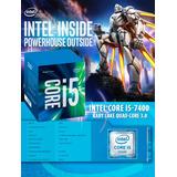 Tek Procesador Intel I5-7400 Socket 1151 Septima Generación