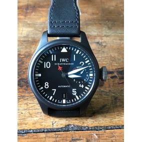d338ee99a2c Relógio Iwc Top Gun 3353804 - Relógios De Pulso no Mercado Livre Brasil