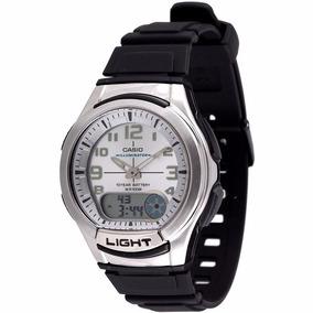 d1f43f396a4 Relogio Casio Aq 180w 7bvdf - Relógios De Pulso no Mercado Livre Brasil