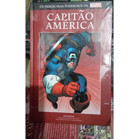 Salvat # 7 Capitão América - O Ódio Se Chama Sangue