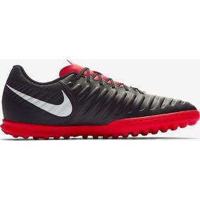 Chuteira Society Vermelha - Chuteiras Nike de Society no Mercado ... 6684b61ca0ff3