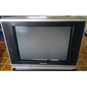 Tv Panasonic Pantalla Plana De 29 Pulgadas, Poco Uso