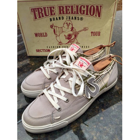 Tennis True Religion Hanabel Low Plaid & Canvas