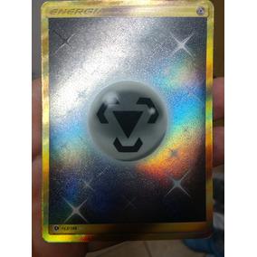 Energia Steel Aço Pokemon Trading Card Game Tcg 163/149